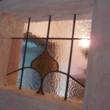 南紀工房 プチ見学会内装ガラス