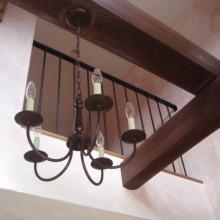 南紀工房 プチ見学会 照明器具
